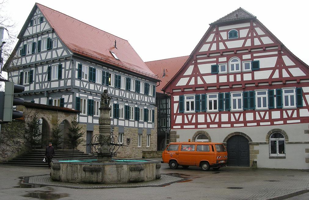 Rathäuser Winterbach