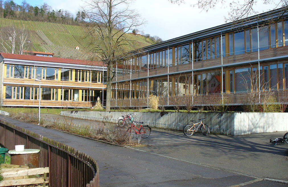 Dietrich-Bonnhöfer-Gymnasium Metzingen