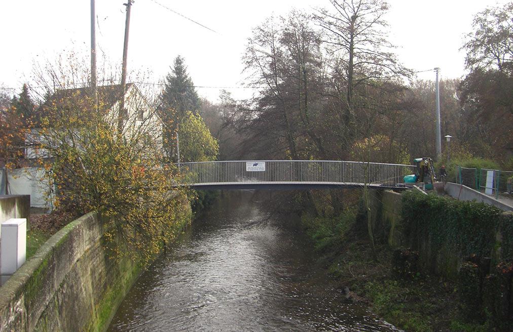 Brücke Oberensingen Aichterrassen