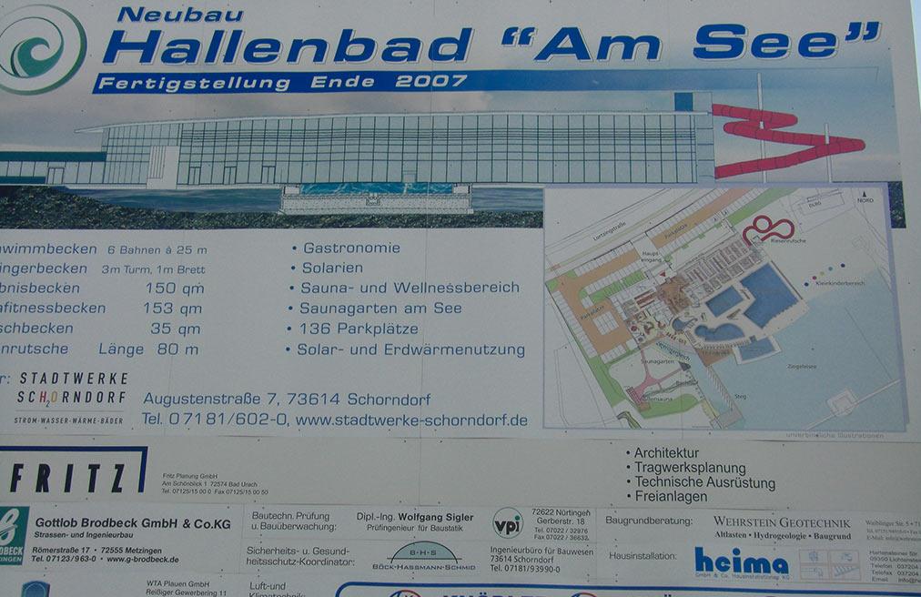 Hallenbad Schorndorf