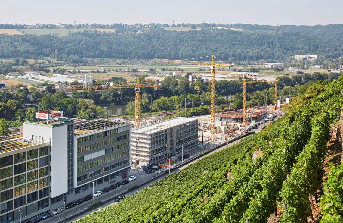 EWB Hengstenbergareal Esslingen