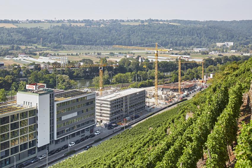 Projektfoto Hengstenbergareal Esslingen