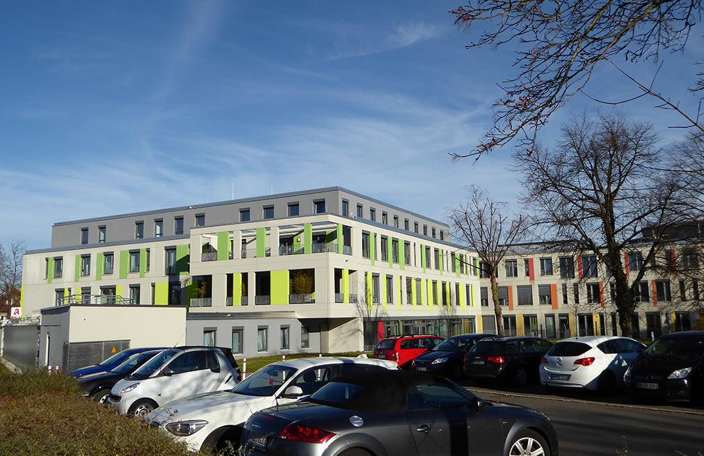 Neubau eines Gesundheitszentrums in Schorndorf