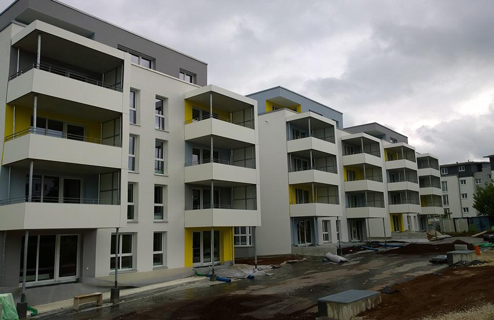 GWG Wohnhof III