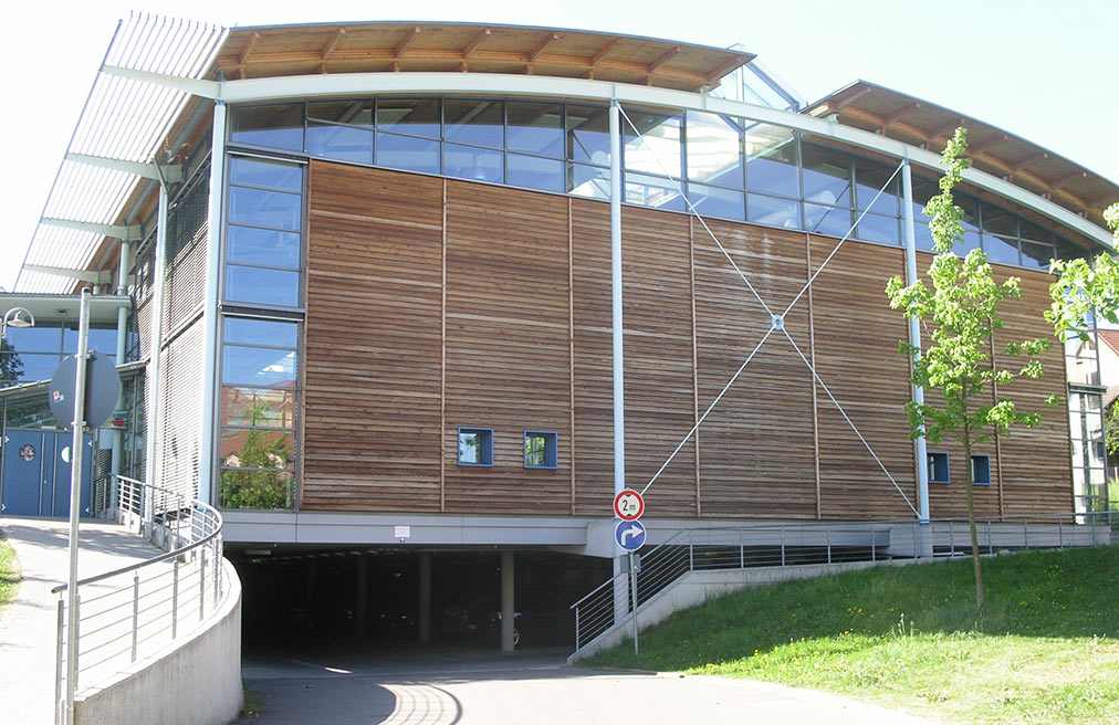 Karl-Mauch-Sporthalle Kernen