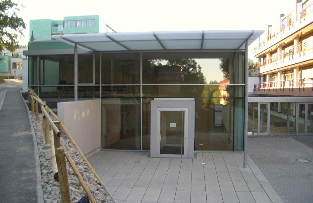 Hochpräzisionsbestrahlung Tübingen