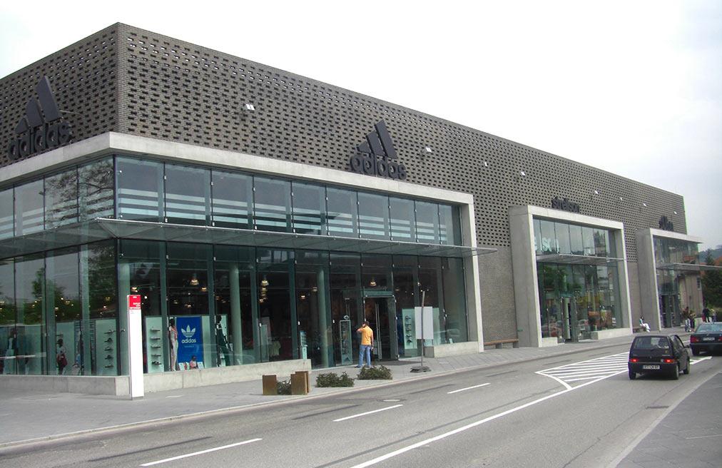 P3 mit Läden