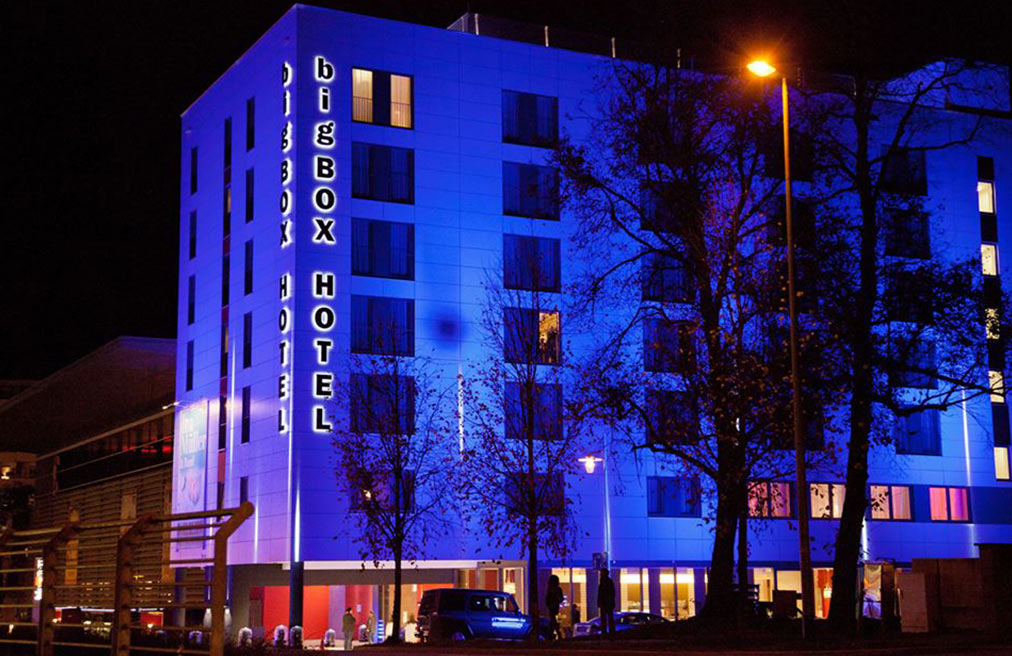 Hotel Big Box / Kempten