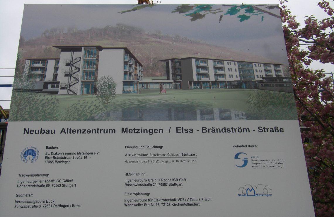 Altenzentrum Metzingen