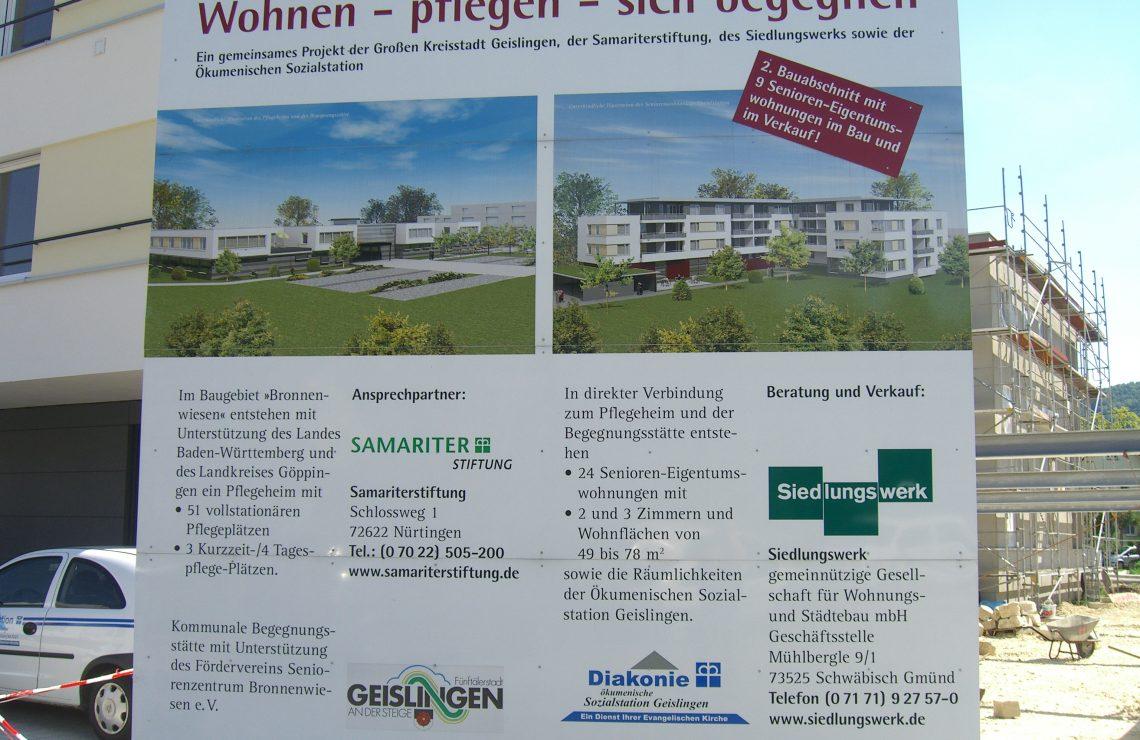 Seniorenwohnanlage Geislingen