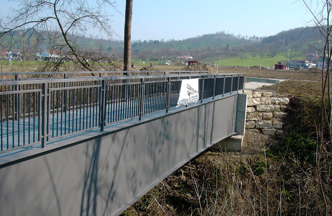 Rohrbrücke Linsenhofen