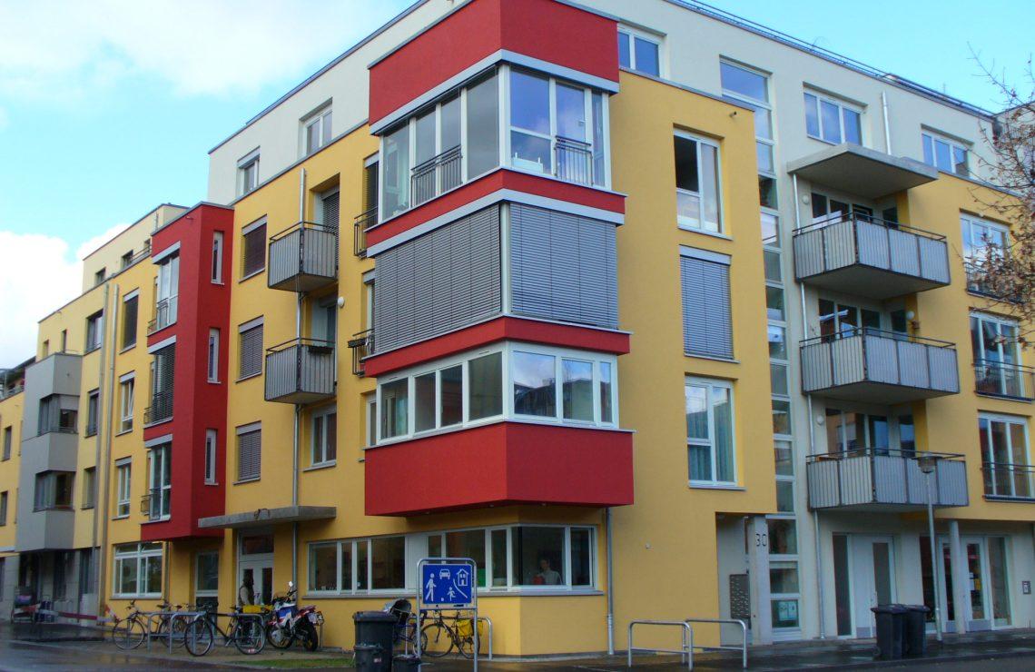 Franz. Viertel TÜ Aixer Str