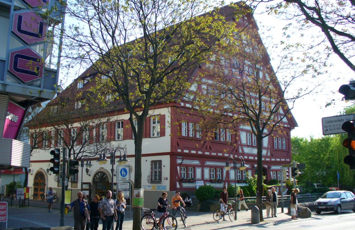 Altes Haus Kirchheim