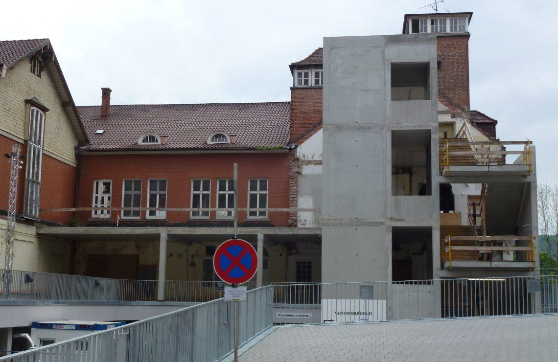 Bauteil B Hengstenbergareal