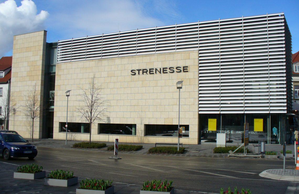 Fabrikverkauf Metzingen