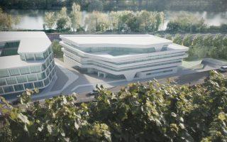Neubau Südwestmetall Neckar-Fils